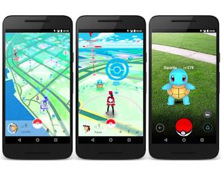 Free Download Pokemon GO mod Apk v0.29.0 Terbaru Juli 2016