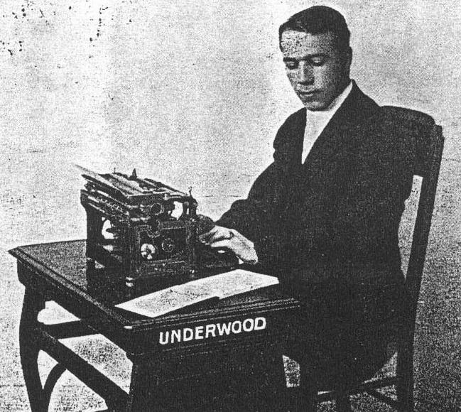 oz Typewriter: World Champion Typists and Typewriting World Records