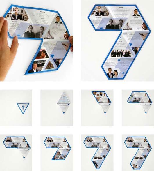 25 Awesome Brochure Design Ideas - Jayce-o-Yesta