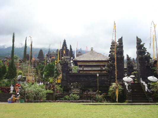 Besakih Temple - Tourist, Objects, Attractions, Places, Areas, Destinations, Spots, Regions, Besakih, Village, Rendang, Karangasem, East, Bali, Temples, Shrines, Holy, Places, Sacred, Attractions