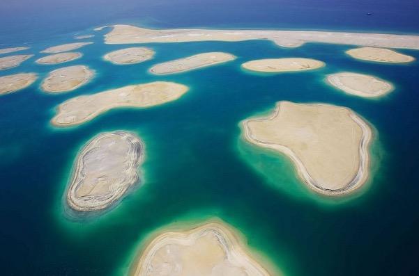 Beginilah Pulau Buatan Dibuat Di Negara Paling Kaya, Dubai