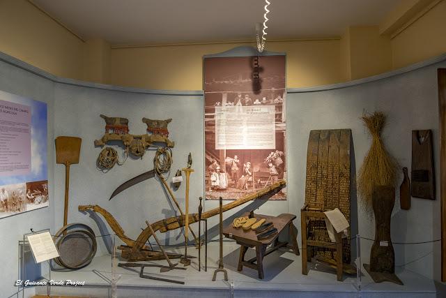 Museo de Orozko, exposición, por El Guisante Verde Project