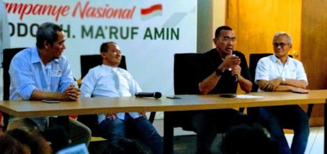 Kubu Jokowi Sebut Tim Prabowo yang Minta Bocoran Pertanyaan Debat