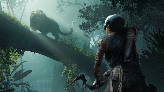 Shadow of Tomb Raider Most Graphic demanding PC Games 2020