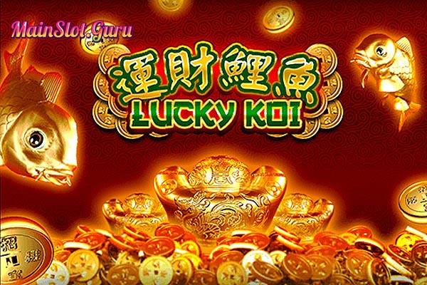 Main Gratis Slot Demo Lucky Koi Spadegaming