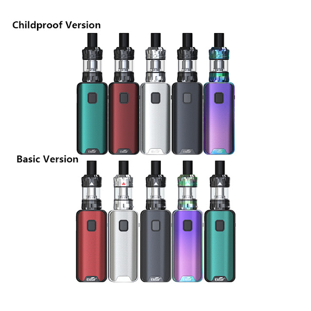iStick Amnis 2 with GTiO Atomizer