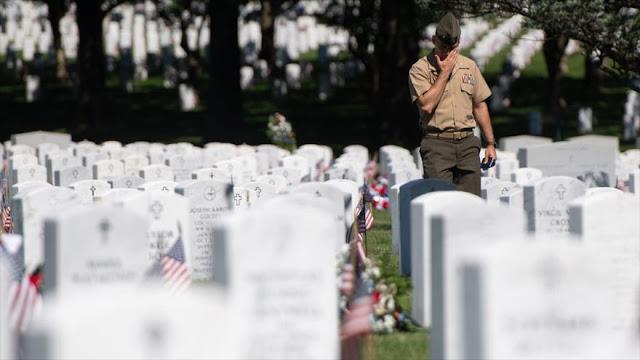Suicidios en la Fuerza Aérea de EEUU baten récord y suben a 33 %