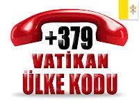 +379 Vatikan ülke telefon kodu