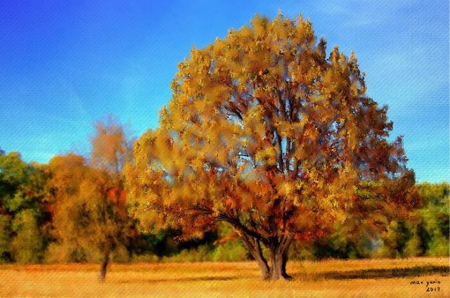 Микс-кисть: добавляем эффект живописи на фото