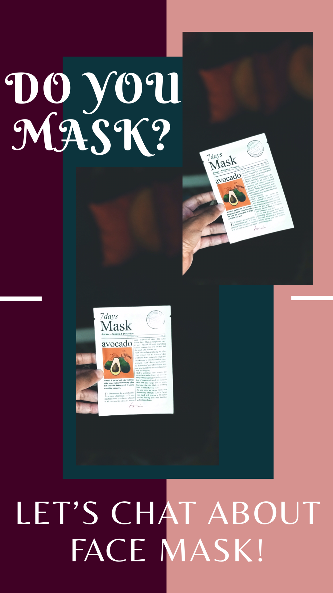 Do You Guys Still Mask Or What?