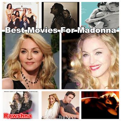 شاهد افضل افلام مادونا على الإطلاق شاهد قائمة افضل 10 افلام مادونا على مر التاريخ معلومات عن مادونا | Madonna
