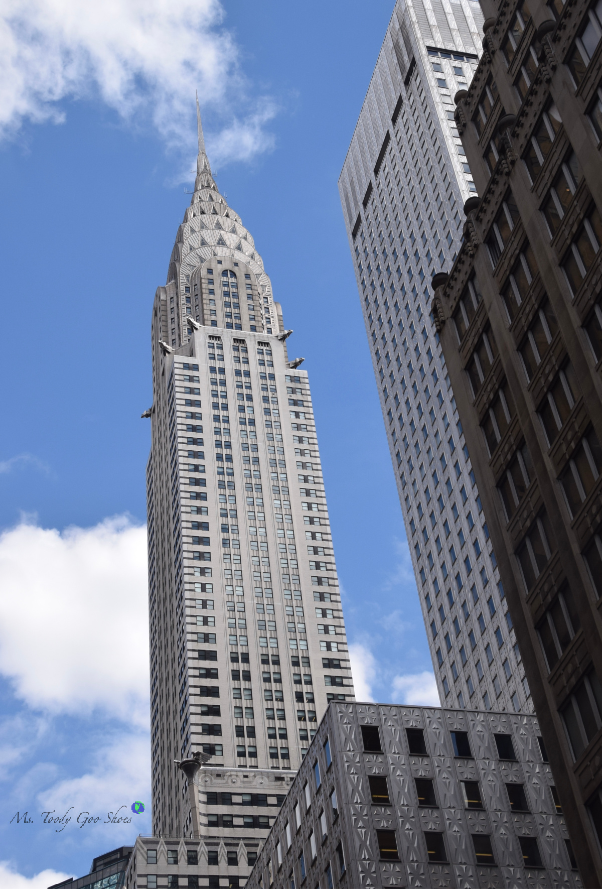 Chrysler Building NYC | Ms. Toody Goo Shoes