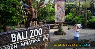 5 Objek WIsata Edukasi di Bali