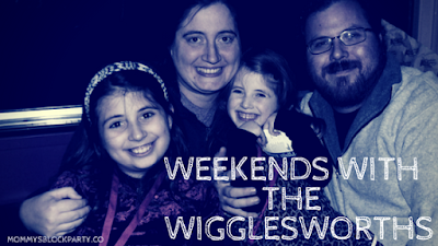 Weekends with the Wigglesworths- Weekend Craft-a-Palooza