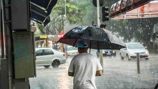 Alerta de tempestade: MS tem 47 cidades com risco de chuvas fortes com ventos e queda de granizo
