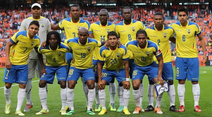 Ekuador Copa America 2019