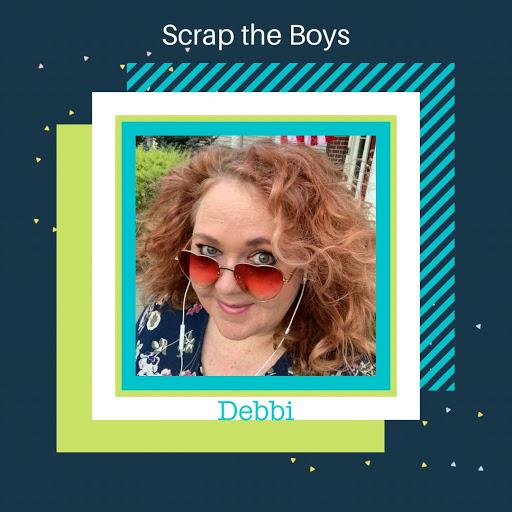 I design for Scrap the Boys