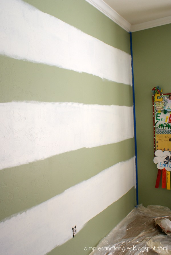 Striped Painted Walls | Joy Studio Design Gallery - Best ...