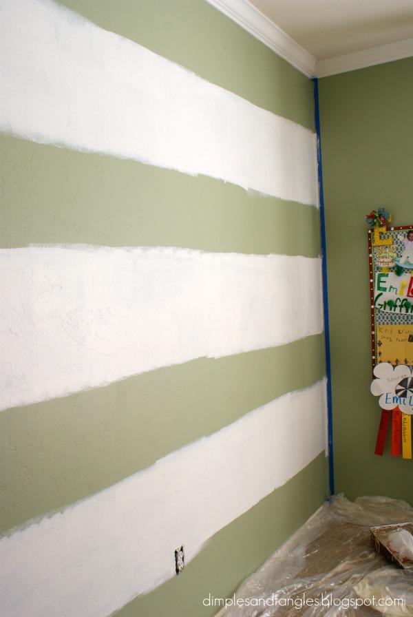 Striped Painted Walls | Joy Studio Design Gallery - Best ...