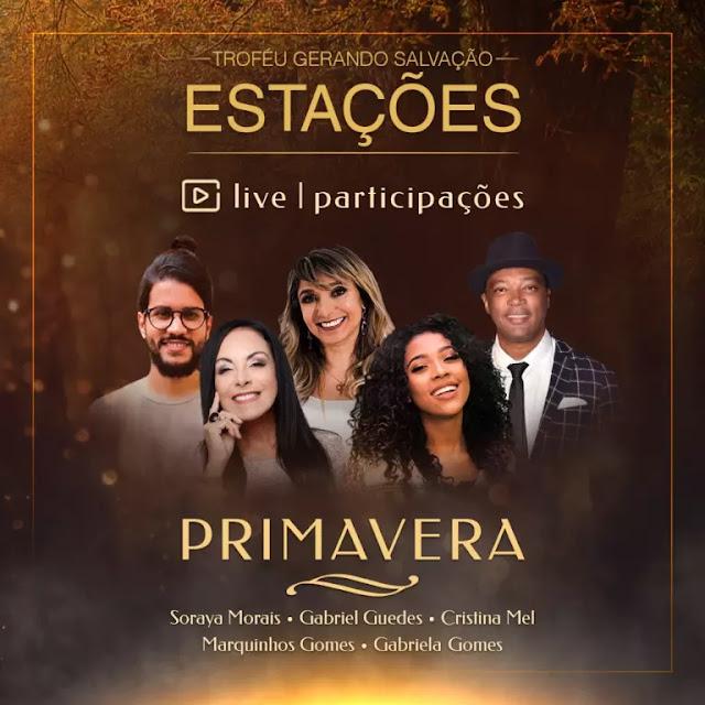 Troféu Gerando Salvação une música e solidariedade em live