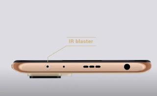 Redmi Note 10 Pro / Max- IR Blaster