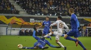 روما يتاهل لثمن نهائي الدوري الأوروبي بعد تخطي فريق جينت