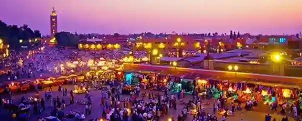 افضل الاماكن السياحية في مراكش