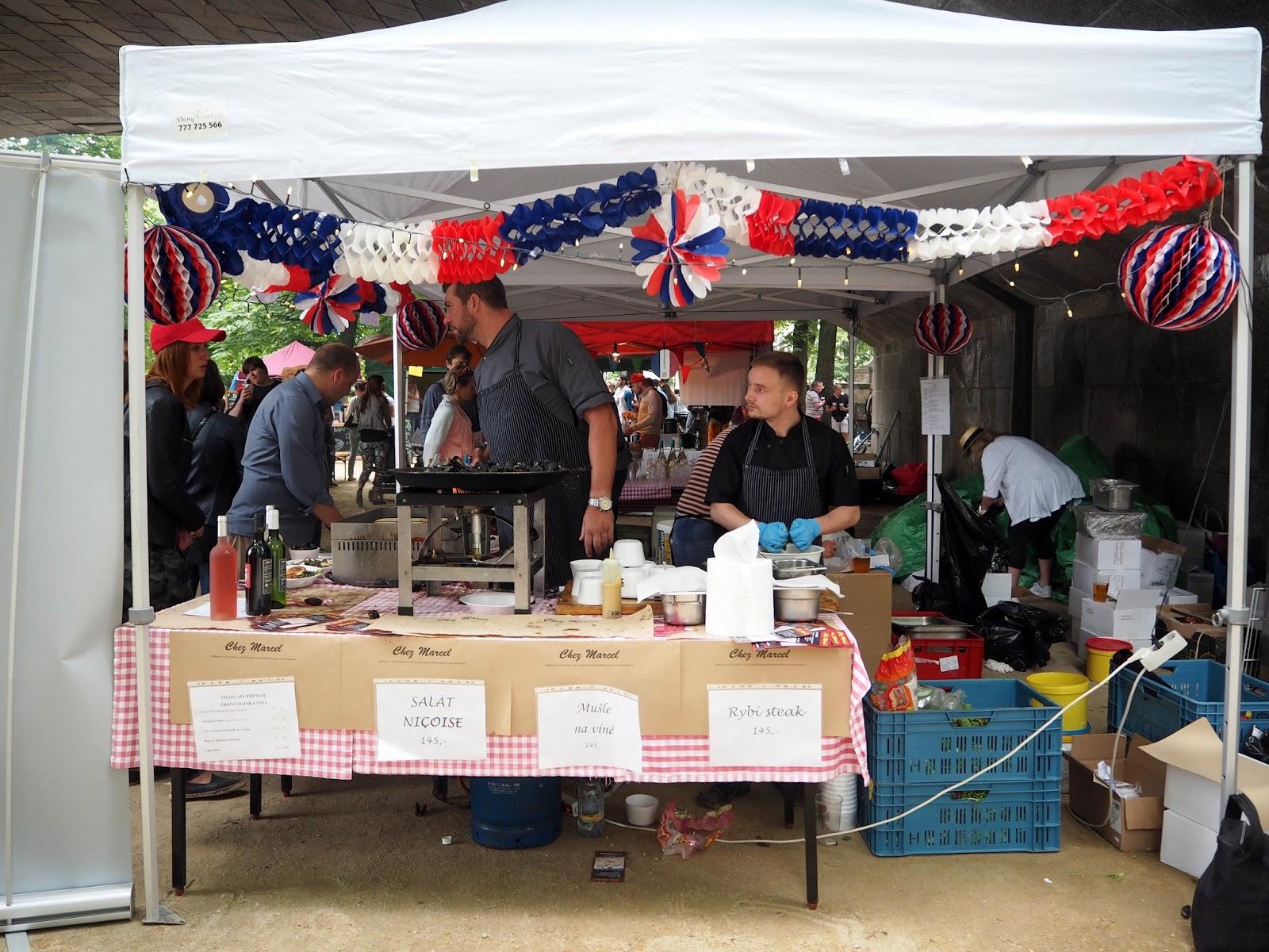 seafood festival praha
