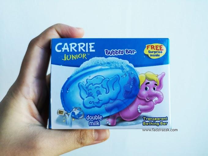 Carrie Junior Bubbly Bar - Carrie Junior Ada Sabun Mandi Pulak!