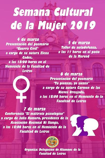 Semana Cultural de la Mujer