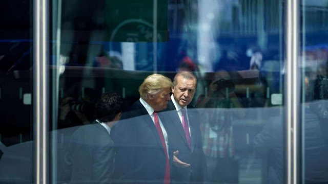 Πώς ο Ερντογάν έκανε ό,τι ήθελε τον Τραμπ