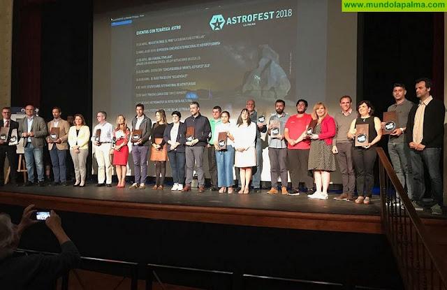 Concluye el festival Astrofest con la acreditación de una docena de nuevos proyectos de astroturismo en la isla