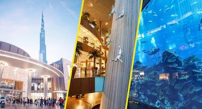 Dubai Mall Shopping Destination