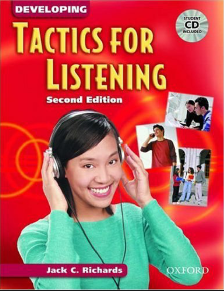 Expanding Tactics For Listening Second Edition Pdf