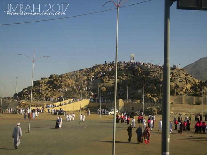 Why Muslims Visit Jabal Rahmah?