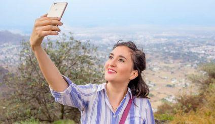 The Art of Selfie: How to take a good selfie