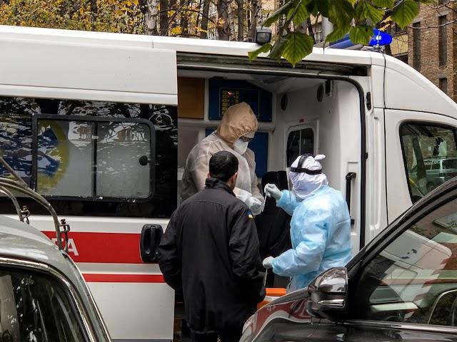 Itt vannak a legfrissebb adatok: közel hatezer új fertőzöttet találtak Ukrajnában