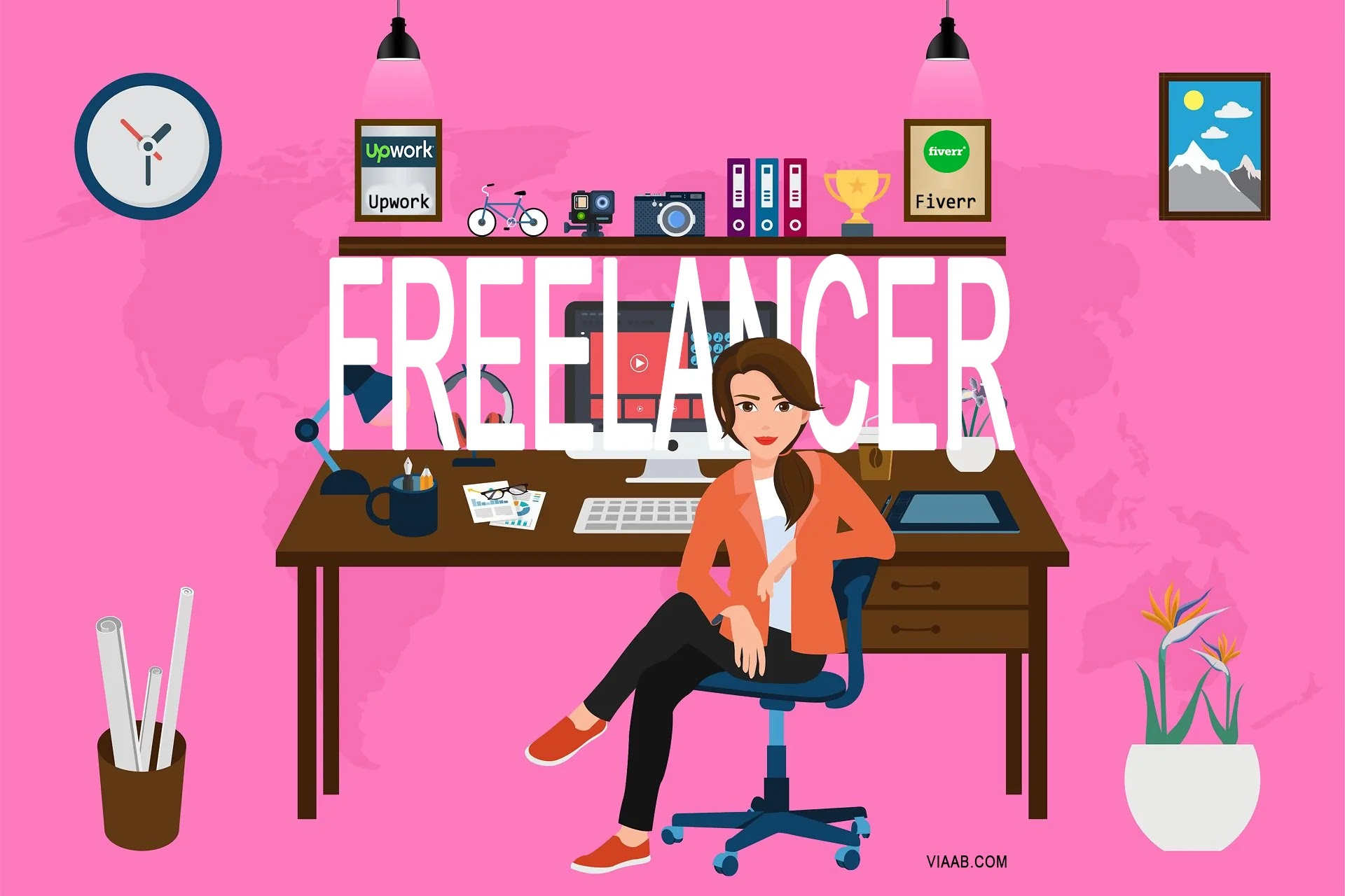 Best Freelance Websites to Find Work from Home in 2020