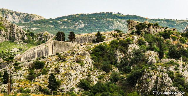 Fortifications of Kotor II