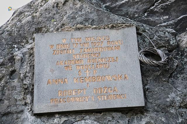 Góry Stołowe, Narożnik