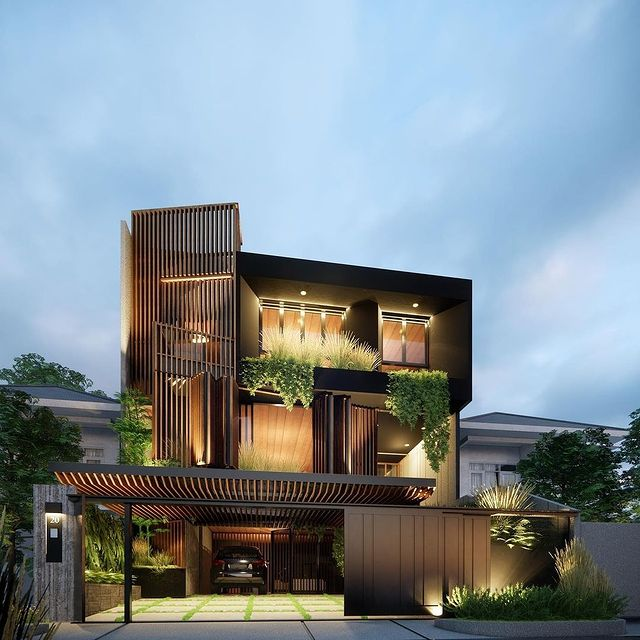 desain rumah minimalis ala jepang