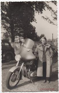 1956 or 1957 BSA Golden Flash