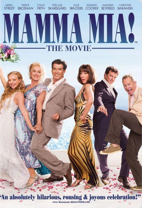 Filme: Mamma Mia! - O Filme (2008)