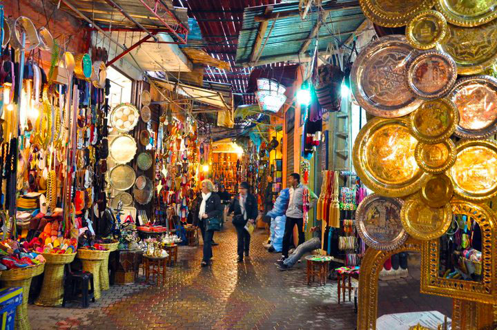 Morocco Djemaa El Fna The Heart Of Marrakech