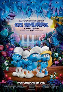 Review  Smurfs e a Vila Perdida