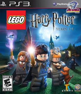 Lego Harry Potter Years 1-4 PS3 Torrent