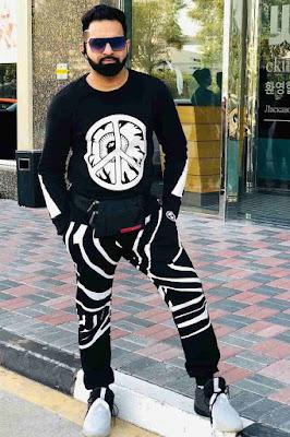 Harpreet Singh (Skeleton Dance Crew)