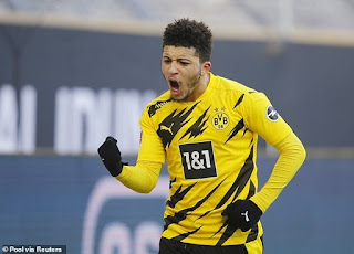 Covid 19 effect on Dortmund hand Manchester United boost in Sancho chase
