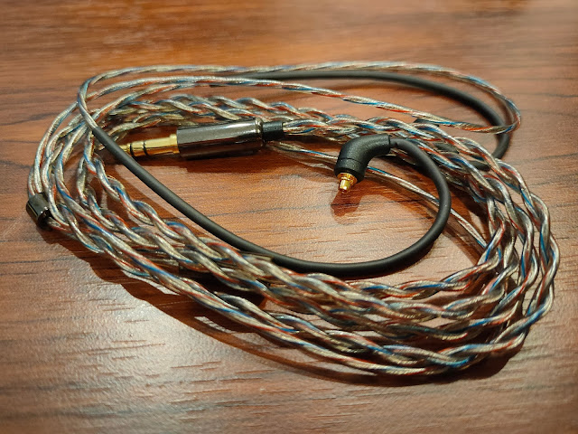 ikko OH1S 高解析單鐵單動圈 入耳式監聽耳機,MMCX可換線耳機 - 10