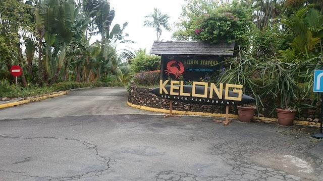 Way to Kelong Seafood Restaurant Batam View Resort- Image: Author